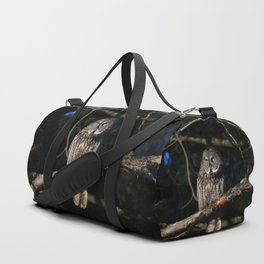 Darkness I defy thee Duffle Bag