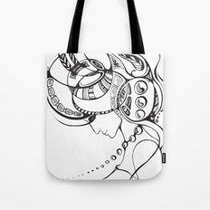 SWAN Tote Bag