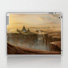 Canion Village Fantasy Landscape Laptop & iPad Skin