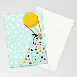 Keep spreading the love Stationery Cards