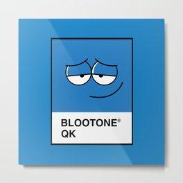 Blootone QK Metal Print
