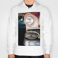 cars Hoodies featuring Cars 1 by I Take Pictures Sometimes
