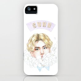 Suho iPhone Case
