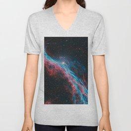 Veil Nebula Unisex V-Neck