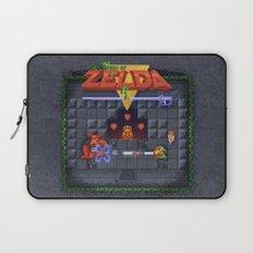 The Zelda of Legend Laptop Sleeve