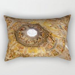 Brunelleschi Cupola in Florence Rectangular Pillow