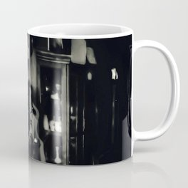 If Pigs Could Fly -  Black and White Coffee Mug