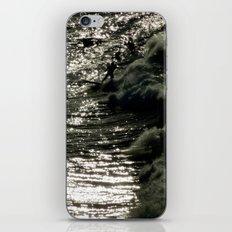 Dark Wave iPhone & iPod Skin