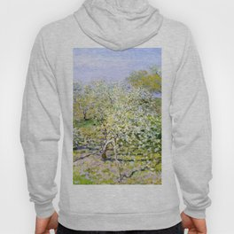 """Claude Monet """"Apple Trees in Bloom"""", 1873 Hoody"""