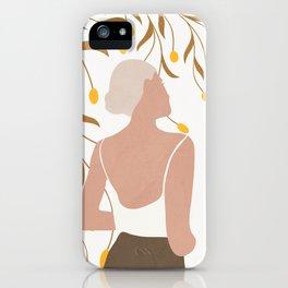 Soft Summer Breeze iPhone Case