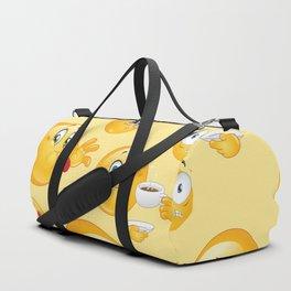 Emoji Pattern 2 Duffle Bag