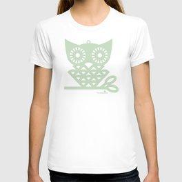 Green Hoot T-shirt