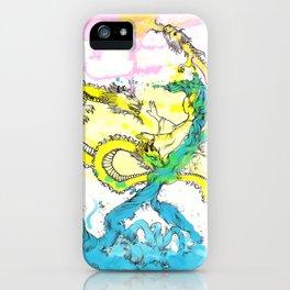 Dragon Whisperer iPhone Case