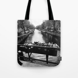 Serenity in Amsterdam Tote Bag