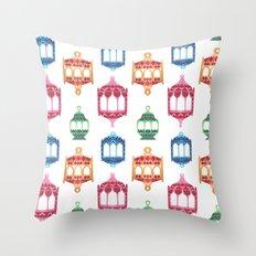 Fanous Throw Pillow