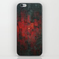 discount iPhone & iPod Skins featuring Ruddy by Aaron Carberry