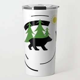 Graphic B2 Travel Mug
