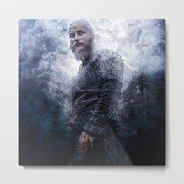 the mist Metal Print