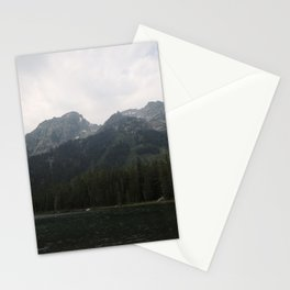 Leigh Lake Stationery Cards