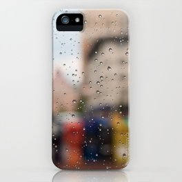 After the Rain in Asheville iPhone Case