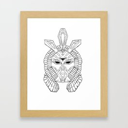 SLEEPERS, AWAKE Framed Art Print