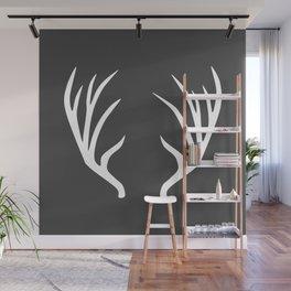 antlers Wall Mural