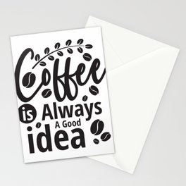 Yes, Coffee! Stationery Cards