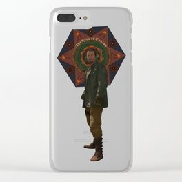 The Hero of Canton Clear iPhone Case