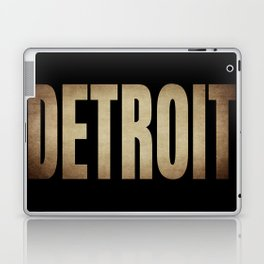 DETROIT  Laptop & iPad Skin
