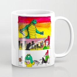 Wadezilla Coffee Mug