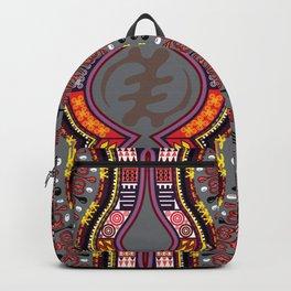 GH Motifs in Yoruba Style II Backpack