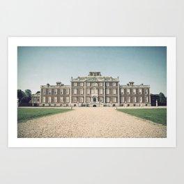 The Manor Art Print