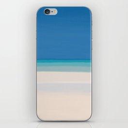 Dreamt Tropical Beach Design iPhone Skin