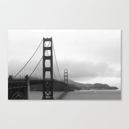San Francisco 001 Canvas Print