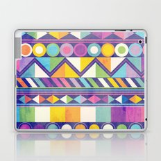 Texture and Colour 1 Laptop & iPad Skin