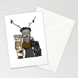 HOLY GRIAL  Stationery Cards