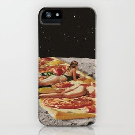 Sexy pizza iPhone Case