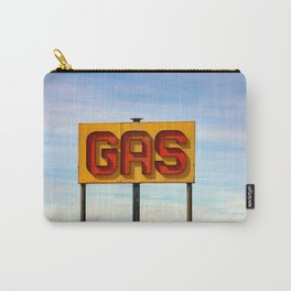 Gas Sign Carry-All Pouch