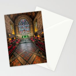 Cathedral Interior Stationery Cards