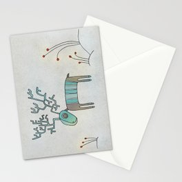 Lost Reindeer Stationery Cards