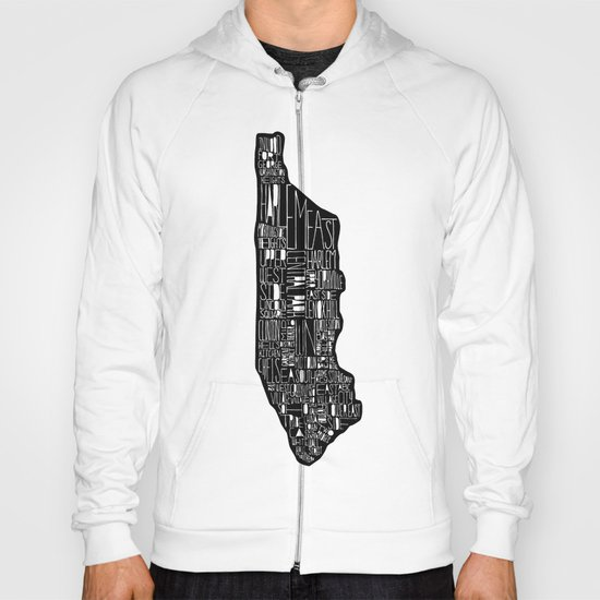 Manhattan Hoody