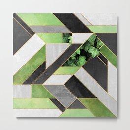 Construct 2 - Secret Garden Metal Print