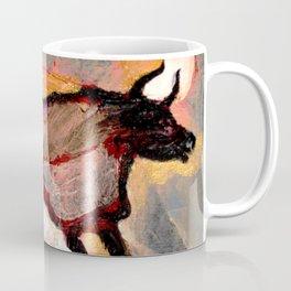 The Cave Bull Coffee Mug