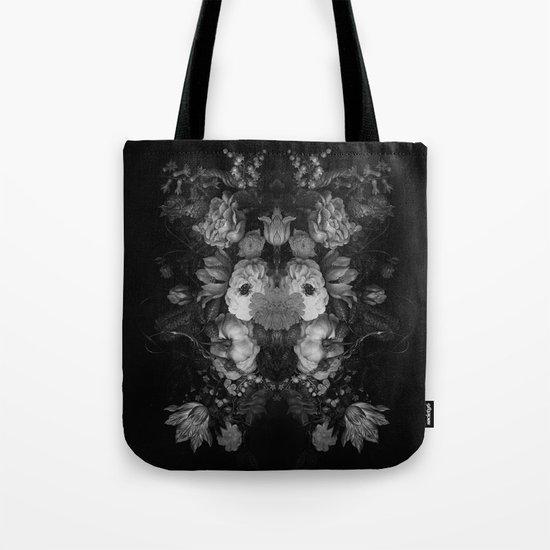 Botanical Darkness Tote Bag
