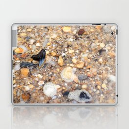 Virginia - Find the Fossil Shark Tooth Laptop & iPad Skin