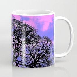 Altered Oak Coffee Mug