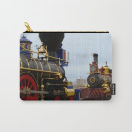 Golden Spike Historic Site Carry-All Pouch