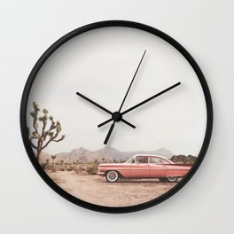 California Living Wall Clock
