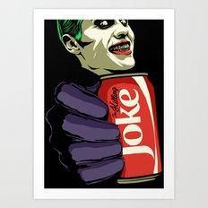 Killing Joke Art Print
