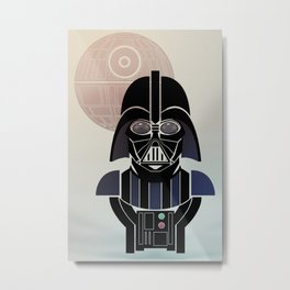 StarWars Darth Vader Metal Print